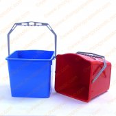 Plastic Cleaning Mop Bucket
