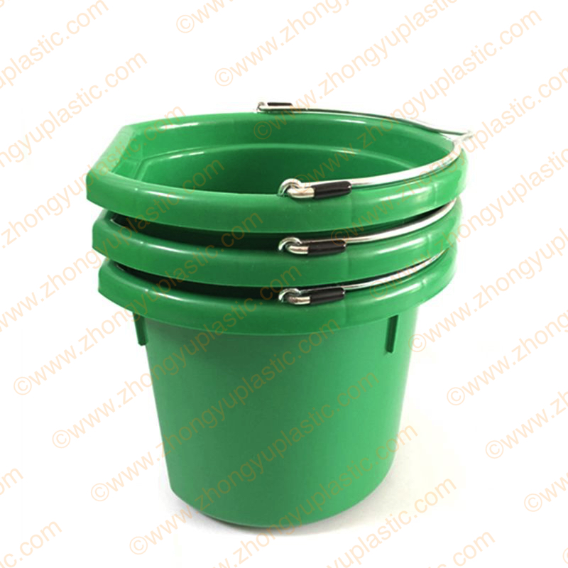 8 Quart Flat-Side Bucket