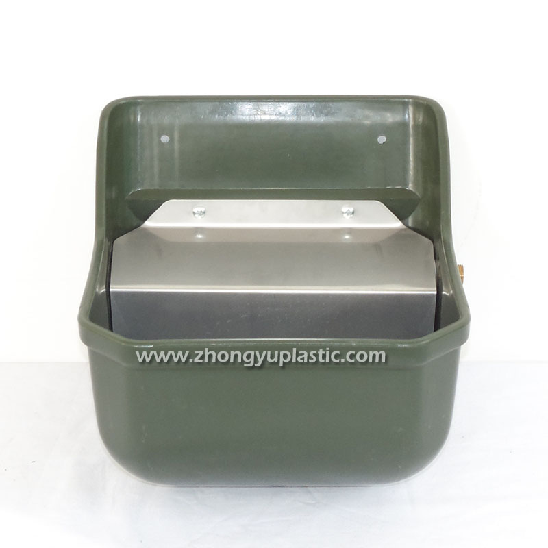 Water Trough with Float Valve