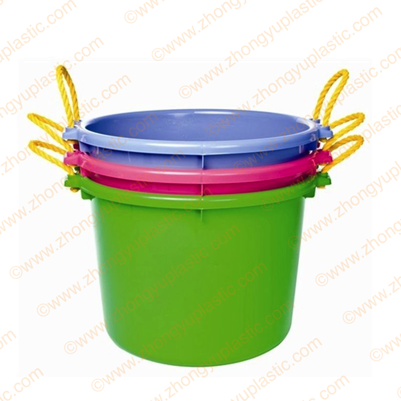 Plastic Rope Bucket